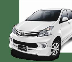 Harga rental mobil murah Avanza di Bandung