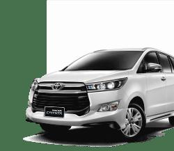 Harga rental mobil murah Innova Reborn di Bandung