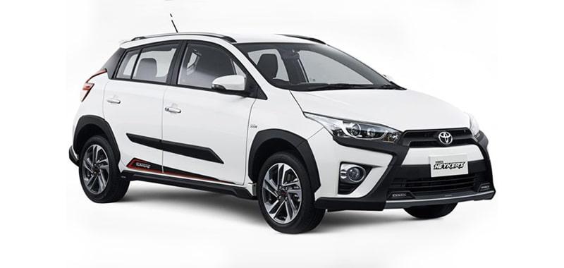 Sewa Yaris Bandung Terbaru | Rental Mobil Bandung